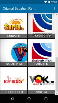 Original Sabahan Radio Lite poster