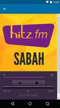 Original Sabahan Radio Lite screenshot 1