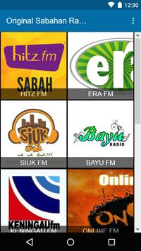 Original Sabahan Radio Lite screenshot 2