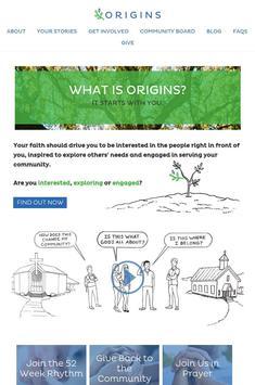 Origins Community screenshot 5