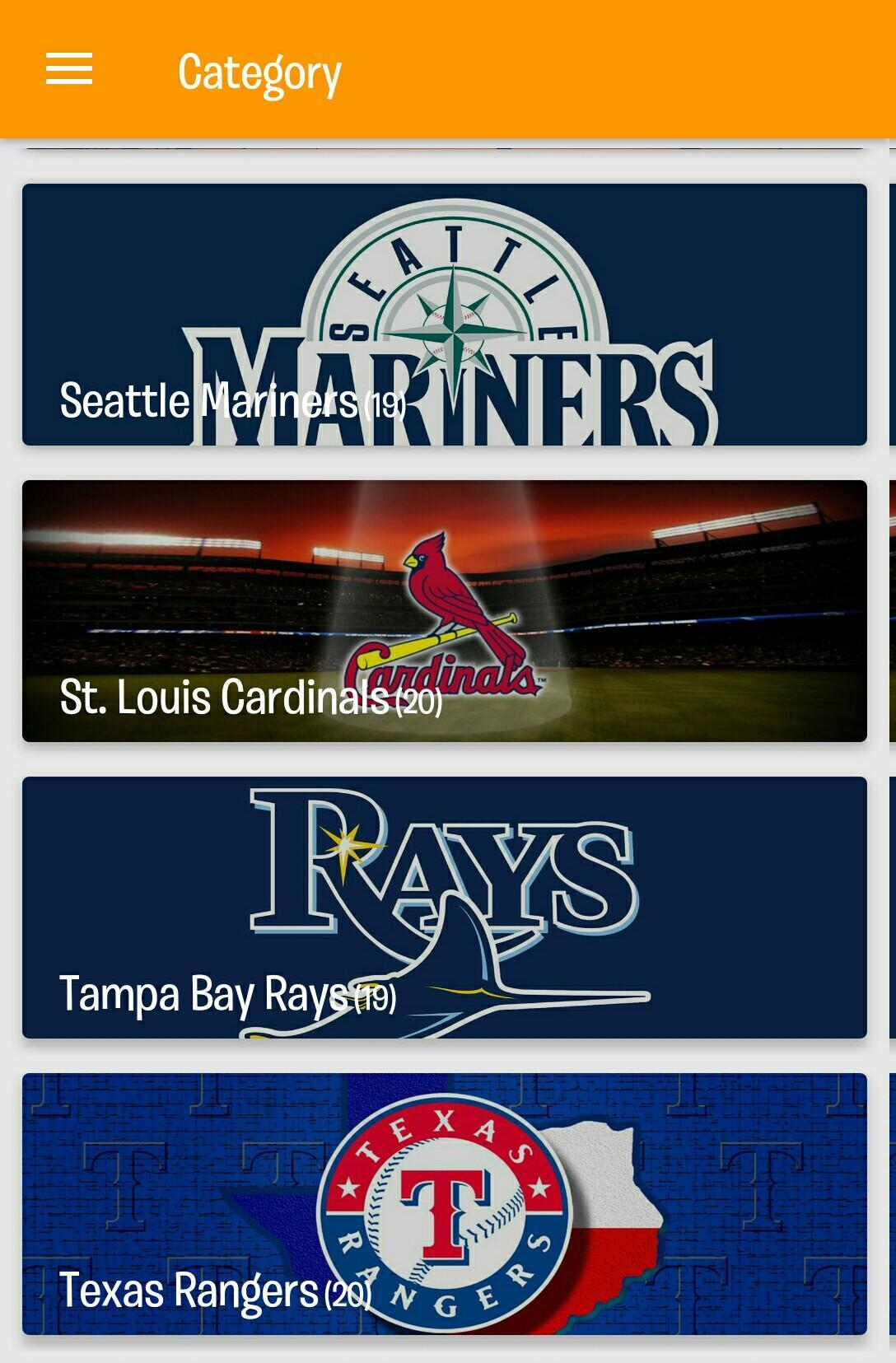 Hd Mlb Team Wallpaper For Android Apk Download
