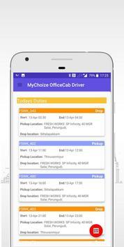 Orix BTS Driver App screenshot 1