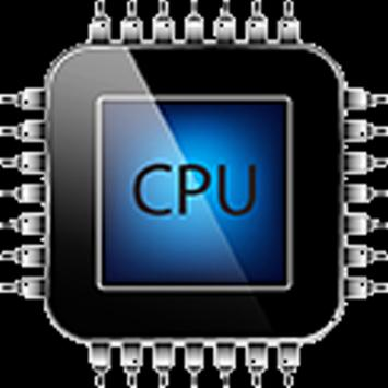cpu x system and hardware info poster
