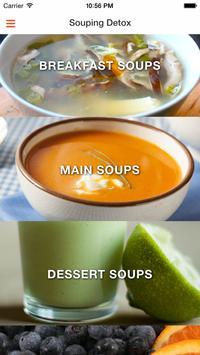 Souping - A Soup Detox Diet apk screenshot
