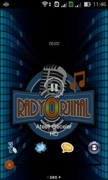 RadyOrjinal poster
