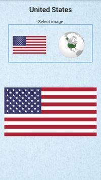 World Countries, Flags screenshot 3