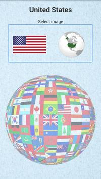 World Countries, Flags screenshot 2