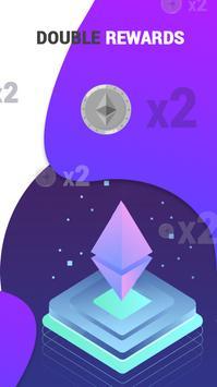 Ethereum Mining Pool: Free ETH Miner screenshot 3
