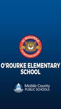 O'Rourke Elementary School poster