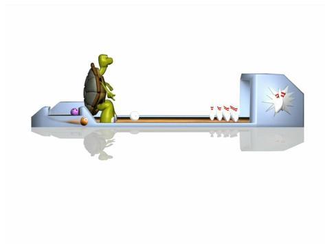 NPT with Fabio the Frog apk screenshot