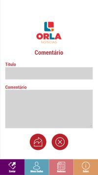 Orla Notícias screenshot 2