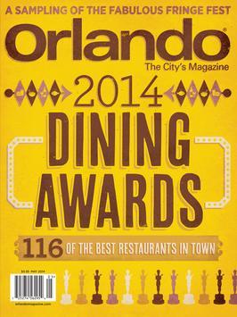 Orlando City Magazine poster