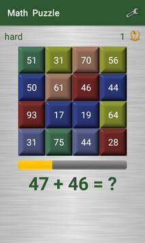 Math Puzzle screenshot 3