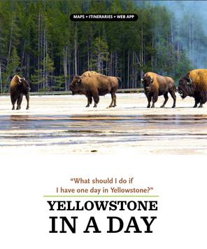 Yellowstone in a Day poster