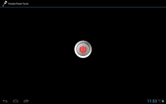 Pocket Flash Torch apk screenshot