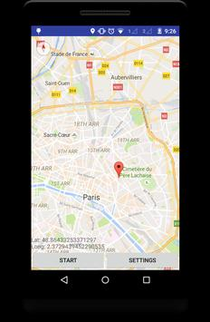 Fake GPS - developer tools apk screenshot