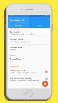 SnapSaver : Snap downloader screenshot 3