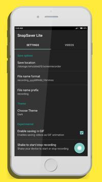 SnapSaver : Snap downloader screenshot 4
