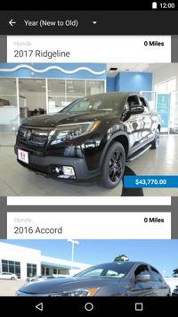 Orr Honda in Texarkana apk screenshot