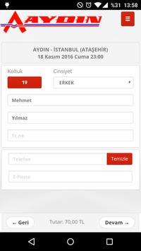Aydın Turizm apk screenshot