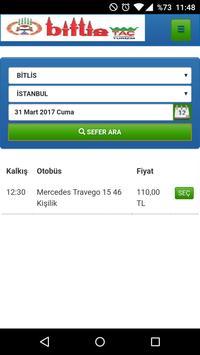 Bitlis Taç Turizm apk screenshot
