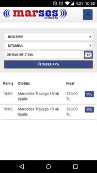 Marses Turizm apk screenshot