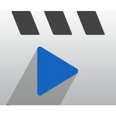 Movie On icon