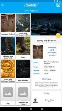Movie On apk screenshot