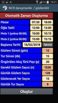 İŞ ÖRNEKLEMESİ screenshot 6