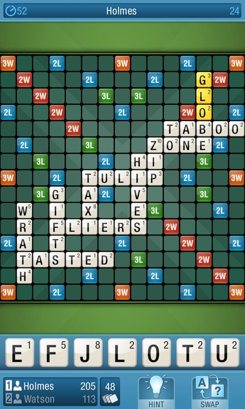 Scrabble Game Review - Download and Play Free Version