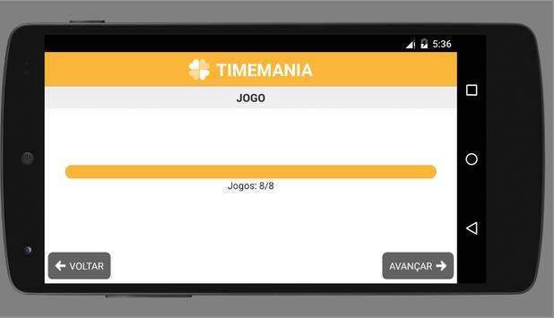 Fecha Timemania Free screenshot 1