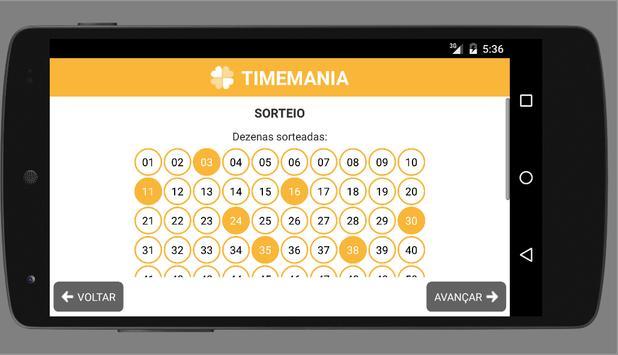 Fecha Timemania Free screenshot 2