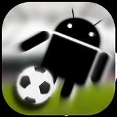 Magnet Fußball Icon icon