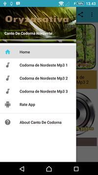 Canto De Codorna Nordeste screenshot 2
