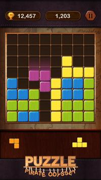 Block Puzzle - Pirate Odyssey screenshot 3