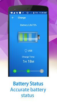 Battery Saver (Power Defender) screenshot 14