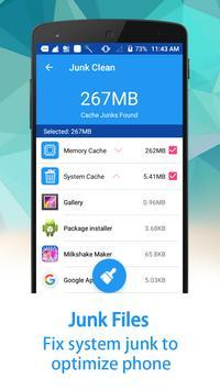 Battery Saver (Power Defender) apk screenshot