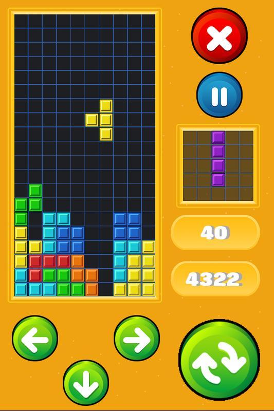 Classic Tetris Online