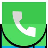 ExDialer For OS9 Caller Screen icon