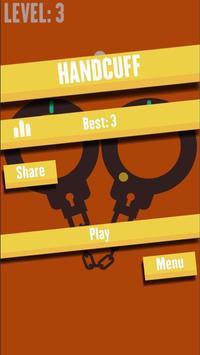 Handcuff poster