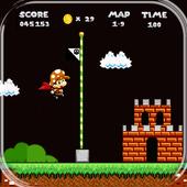 Classic Mario HD icon