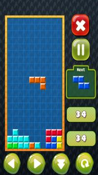 Classic Tetris screenshot 15