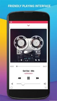 iMusic Player Iphone7 - OS10 poster