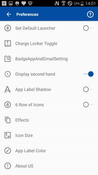 OS11 Launcher (beta) apk screenshot