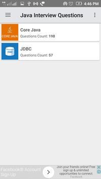 Java Interview Questions screenshot 2