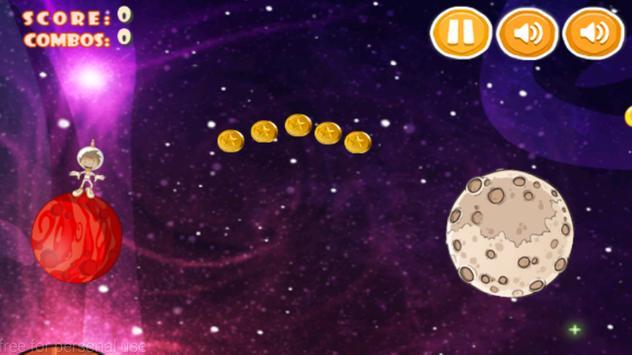 ASTROT SPACE BOY apk screenshot