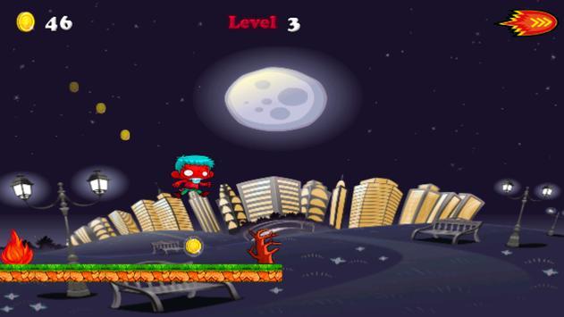 Super Zombie BOY Adventure screenshot 4