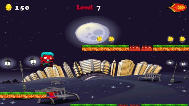 Super Zombie BOY Adventure screenshot 6