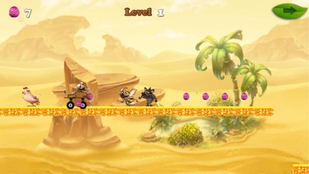 Oscar Car Adventure apk screenshot
