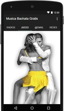 Musica Bachata Gratis screenshot 1